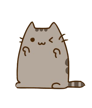 finals week by pusheen the cat frame your future