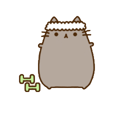 tumblr_static_pusheen_cat_exercising___by_jakete123-d6n82s1
