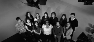 class photo layoutbw