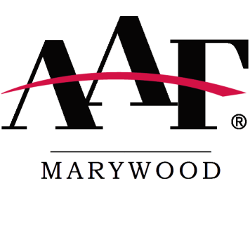 aaf-black-letter-red-swoosh-marywood